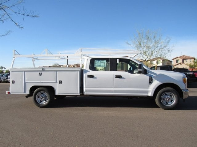 2017 F-350 Crew Cab, Scelzi Signature Service Service Body #HEF50496 - photo 5