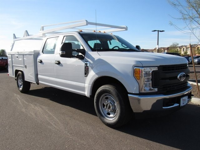 2017 F-350 Crew Cab, Scelzi Signature Service Service Body #HEF50496 - photo 1