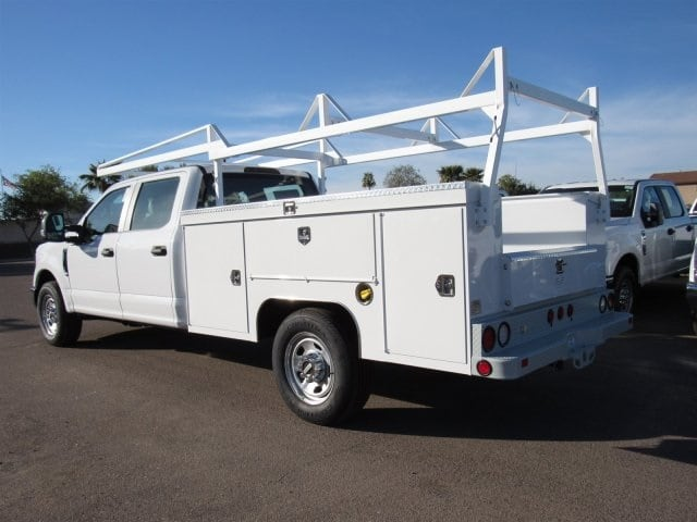 2017 F-350 Crew Cab, Scelzi Signature Service Service Body #HEF50497 - photo 4