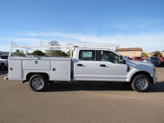 2017 F-350 Crew Cab, Scelzi Signature Service Service Body #HEF50497 - photo 5