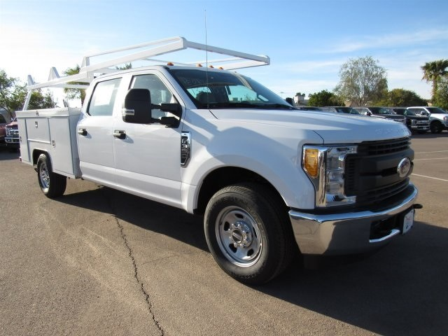 2017 F-350 Crew Cab, Scelzi Signature Service Service Body #HEF50497 - photo 1