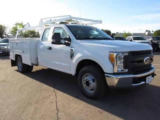 2017 F-350 Super Cab DRW, Scelzi Signature Service Service Body #HEF50525 - photo 1