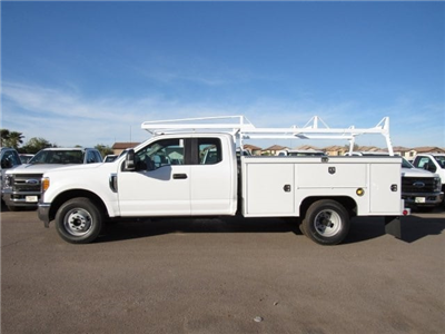 2017 F-350 Super Cab DRW, Scelzi Signature Service Service Body #HEF50525 - photo 3