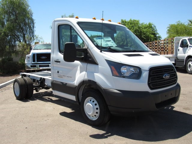2017 Transit 350 HD DRW, Cab Chassis #HKB31494 - photo 1