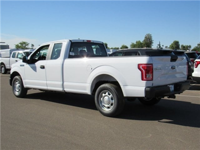 2017 F-150 Super Cab, Pickup #HKC08149 - photo 2