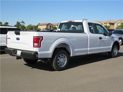 2017 F-150 Super Cab, Pickup #HKC08149 - photo 4