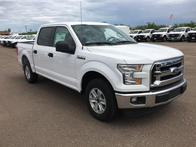 2017 F-150 SuperCrew Cab,  Pickup #HKD77387 - photo 1