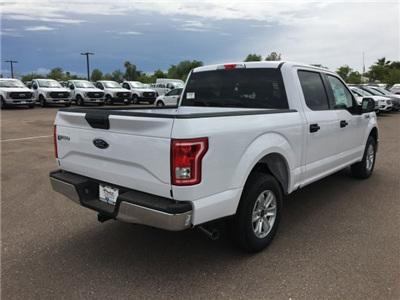 2017 F-150 SuperCrew Cab,  Pickup #HKD77387 - photo 2