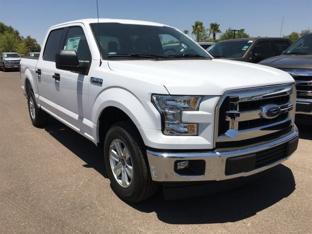 2017 F-150 Super Cab Pickup #HKD77388 - photo 1