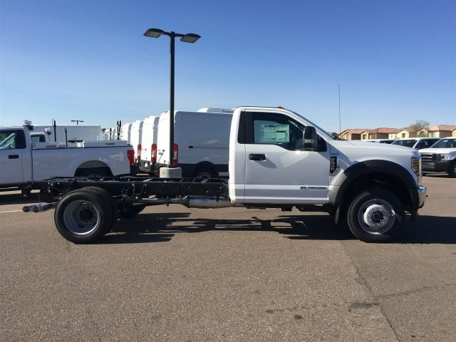 2018 F-550 Regular Cab DRW 4x4, Cab Chassis #JDA00909 - photo 5