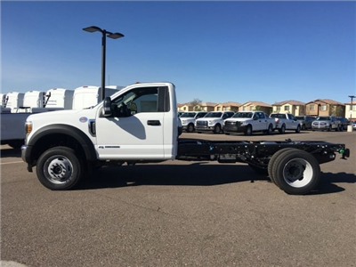 2018 F-550 Regular Cab DRW 4x4, Cab Chassis #JDA00909 - photo 3