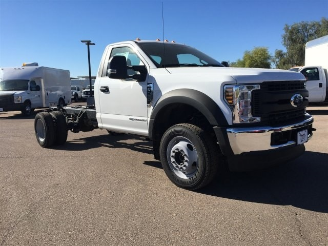 2018 F-550 Regular Cab DRW 4x4,  Cab Chassis #JDA01613 - photo 1