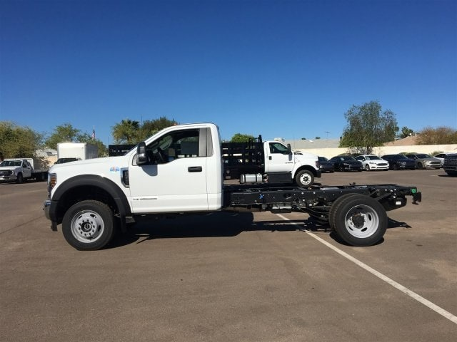 2018 F-550 Regular Cab DRW 4x4,  Cab Chassis #JDA01613 - photo 3