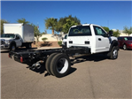 2018 F-550 Regular Cab DRW 4x4,  Cab Chassis #JDA01613 - photo 2