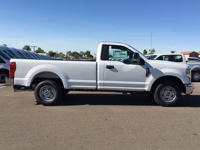 2018 F-250 Regular Cab, Pickup #JEB11157 - photo 5