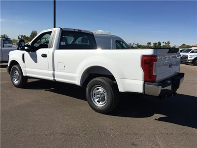 2018 F-250 Regular Cab, Pickup #JEB11157 - photo 4