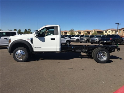 2018 F-550 Regular Cab DRW, Cab Chassis #JEB53601 - photo 3