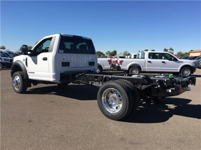 2018 F-550 Regular Cab DRW, Cab Chassis #JEB53601 - photo 4
