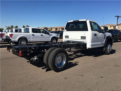 2018 F-550 Regular Cab DRW, Cab Chassis #JEB53601 - photo 2