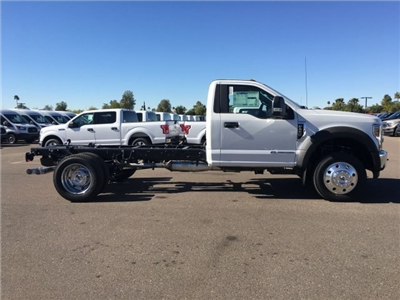 2018 F-550 Regular Cab DRW, Cab Chassis #JEB53601 - photo 6