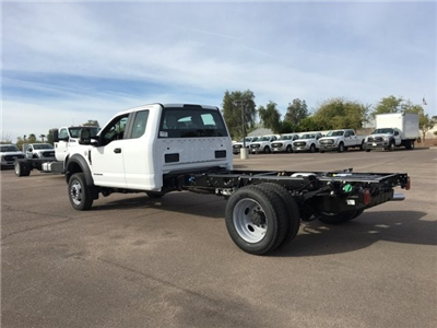 2018 F-550 Super Cab DRW, Cab Chassis #JEB74260 - photo 4