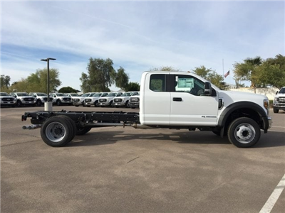 2018 F-550 Super Cab DRW, Cab Chassis #JEB74260 - photo 7