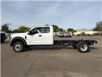 2018 F-550 Super Cab DRW, Cab Chassis #JEB74260 - photo 3