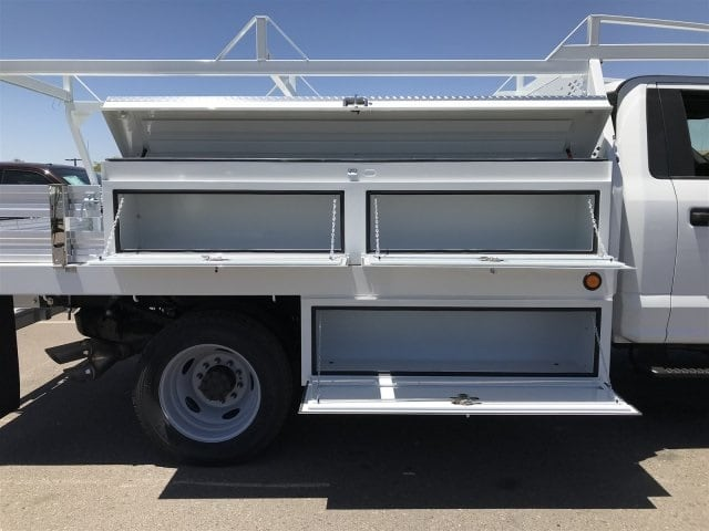 2018 F-450 Regular Cab DRW 4x2,  Scelzi CTFB Contractor Body #JEC14720 - photo 9
