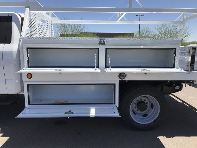 2018 F-450 Regular Cab DRW 4x2,  Scelzi CTFB Contractor Body #JEC14720 - photo 11