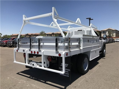 2018 F-450 Regular Cab DRW 4x2,  Scelzi CTFB Contractor Body #JEC14720 - photo 2