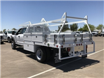2018 F-450 Crew Cab DRW, Scelzi Contractor Flatbed Contractor Body #JEC14760 - photo 3