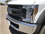 2018 F-450 Crew Cab DRW, Scelzi Contractor Flatbed Contractor Body #JEC14760 - photo 4