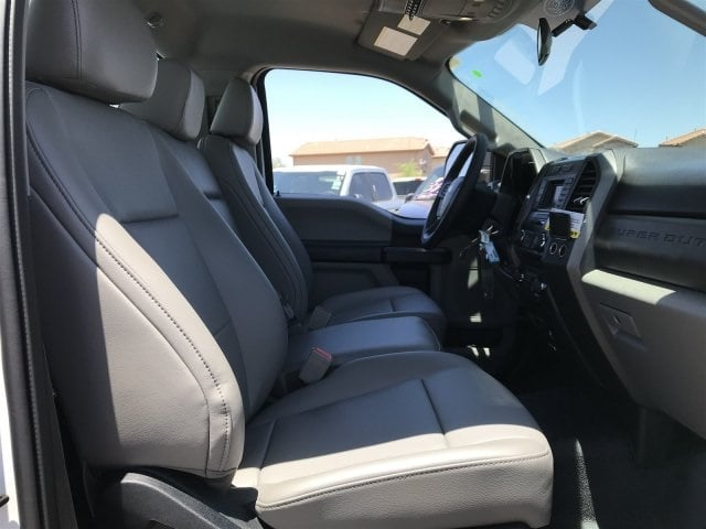 2018 F-450 Regular Cab DRW 4x2,  Scelzi CTFB Contractor Body #JEC27854 - photo 9
