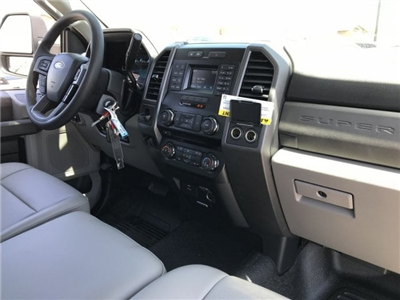 2018 F-450 Regular Cab DRW 4x2,  Scelzi CTFB Contractor Body #JEC27854 - photo 8