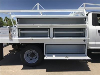 2018 F-450 Regular Cab DRW 4x2,  Scelzi CTFB Contractor Body #JEC27854 - photo 10