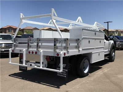 2018 F-450 Regular Cab DRW 4x2,  Scelzi CTFB Contractor Body #JEC27854 - photo 2