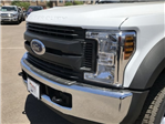 2018 F-450 Regular Cab DRW 4x2,  Scelzi CTFB Contractor Body #JEC27854 - photo 4