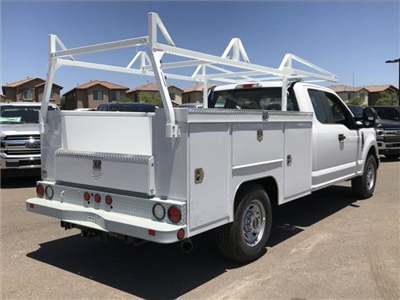 2018 F-250 Super Cab 4x2,  Scelzi Signature Service Body #JEC49341 - photo 2