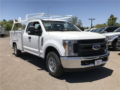 2018 F-250 Super Cab 4x2,  Scelzi Signature Service Body #JEC49341 - photo 1
