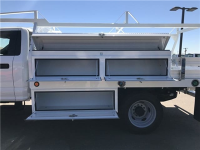 2018 F-450 Regular Cab DRW 4x2,  Scelzi CTFB Contractor Body #JEC71029 - photo 11