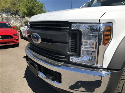2018 F-450 Regular Cab DRW 4x2,  Scelzi CTFB Contractor Body #JEC71029 - photo 4