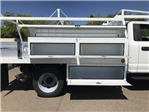 2018 F-450 Regular Cab DRW 4x2,  Scelzi CTFB Contractor Body #JEC71029 - photo 9