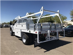 2018 F-450 Regular Cab DRW 4x2,  Scelzi CTFB Contractor Body #JEC71029 - photo 3