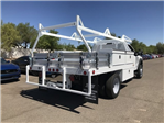 2018 F-450 Regular Cab DRW 4x2,  Scelzi CTFB Contractor Body #JEC71029 - photo 2