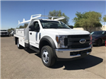 2018 F-450 Regular Cab DRW 4x2,  Scelzi CTFB Contractor Body #JEC71029 - photo 1