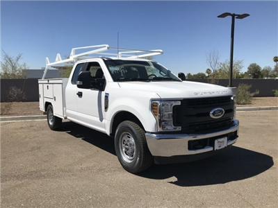 2018 F-250 Super Cab 4x2,  Scelzi Signature Service Body #JEC71055 - photo 1