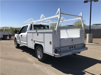 2018 F-250 Super Cab 4x2,  Scelzi Signature Service Body #JEC71055 - photo 3