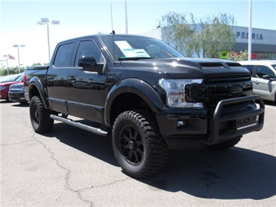 2018 F-150 SuperCrew Cab 4x4,  Pickup #JFA45361 - photo 1