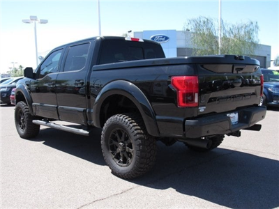 2018 F-150 SuperCrew Cab 4x4,  Pickup #JFA45361 - photo 4