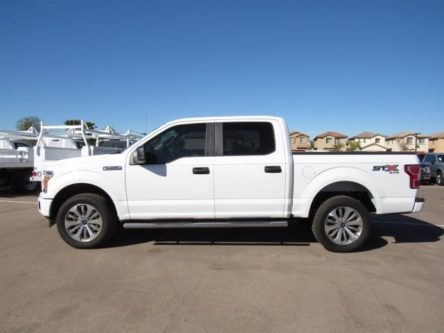 2018 F-150 Crew Cab 4x4, Pickup #JFA47083 - photo 3